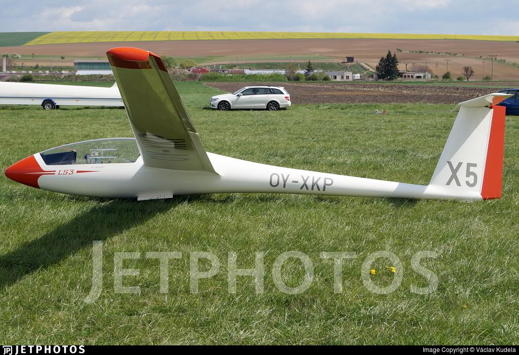 OY-XKP - Rolladen-Schneider LS-3A - Private