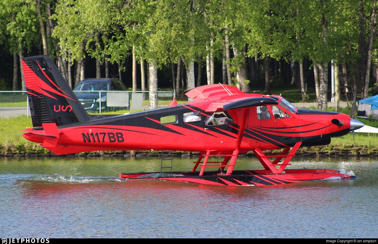 N117BB - De Havilland Canada DHC-2 Mk.III Turbo-Beaver - Private