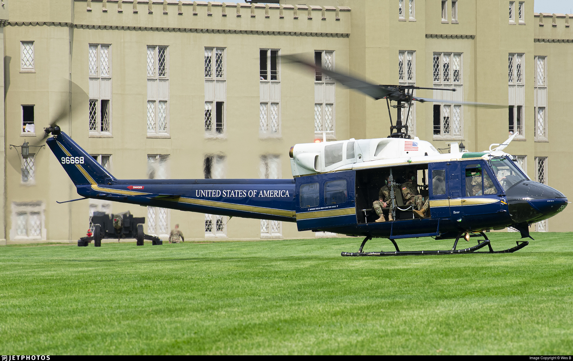 69-6668 - Bell UH-1N Iroquois - United States - US Air Force (USAF)