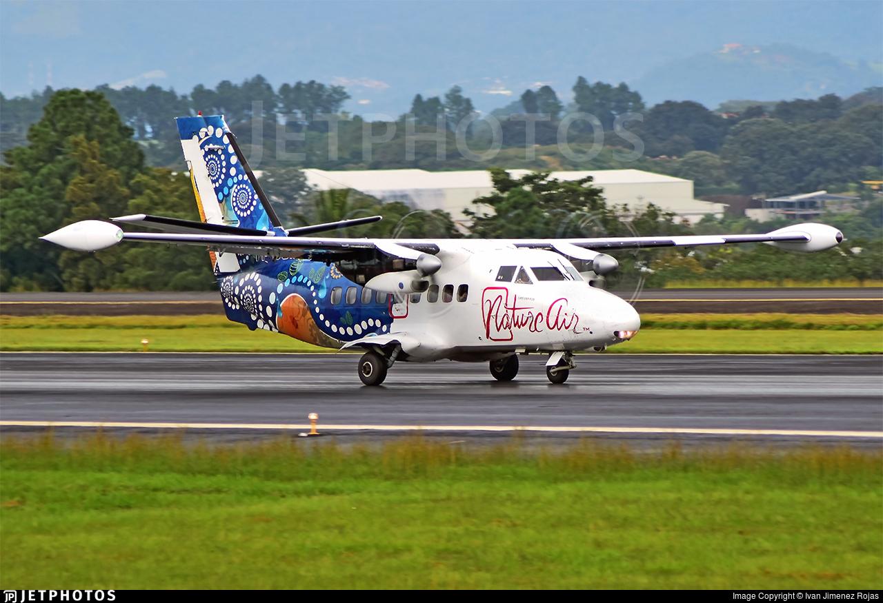 TI-BGM - Let L-410UVP-E20 Turbolet - Nature Air