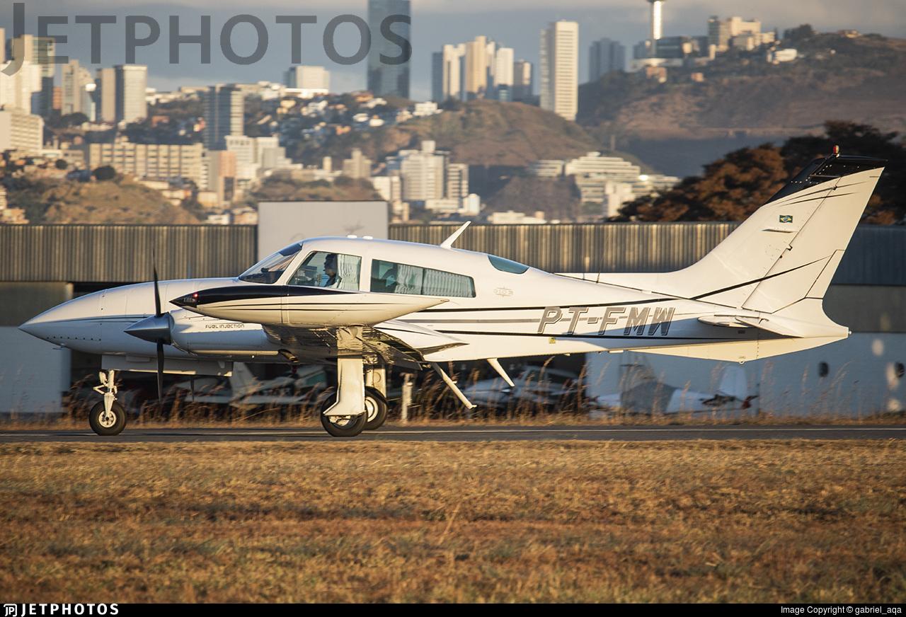 PT-FMW - Cessna T310R - Private
