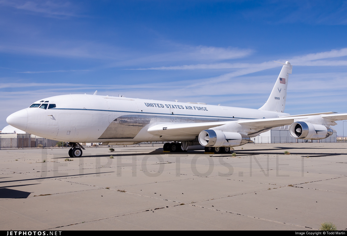 61-2669 - Boeing C-135C Stratolifter - United States - US Air Force