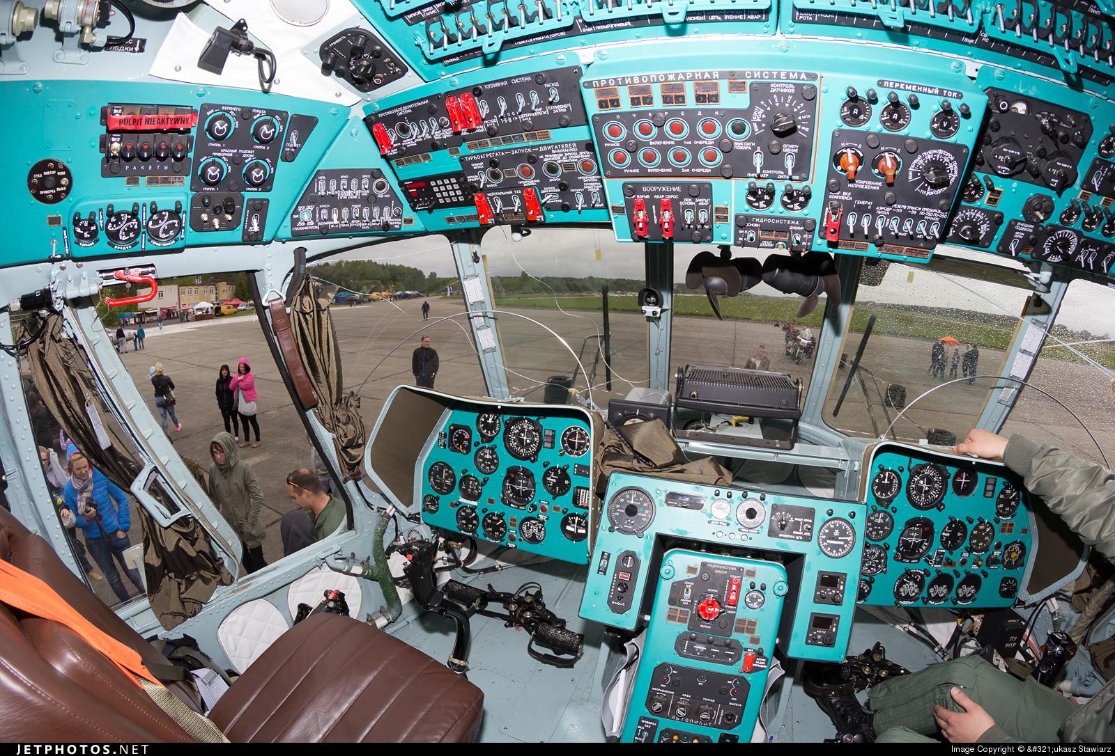 1007 - Mil Mi-14PL Haze - Poland - Navy
