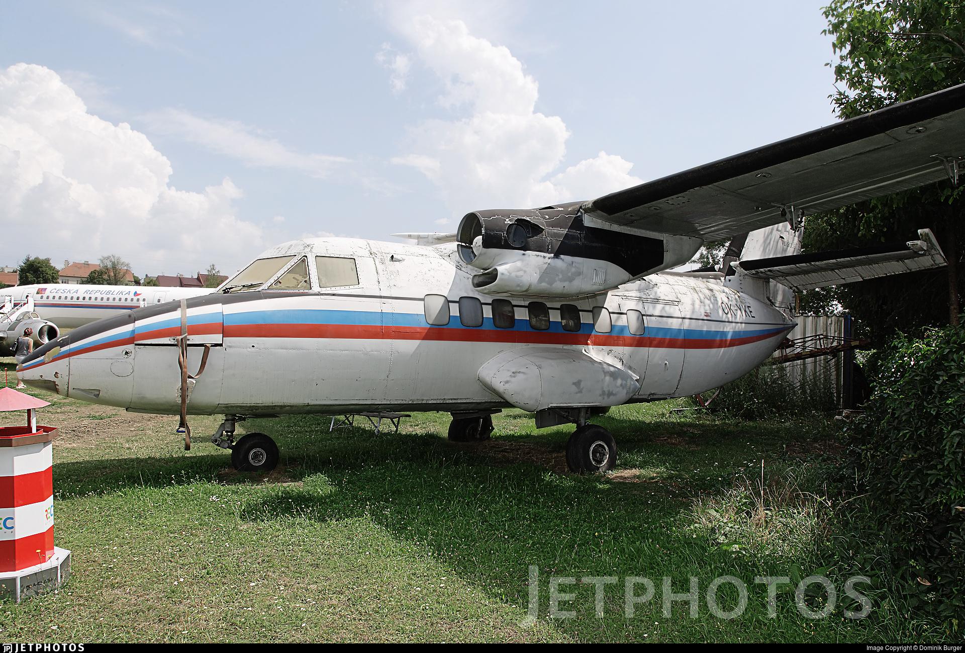 OK-YKE - Let L-410 Turbolet - LET Kunovice