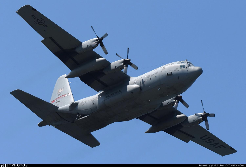 74-1666 - Lockheed C-130H Hercules - United States - US Air Force (USAF)