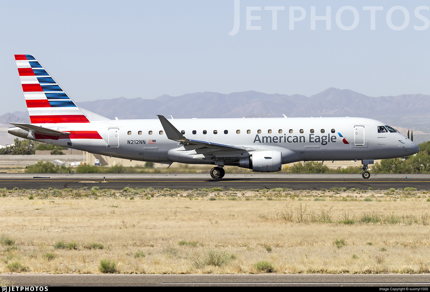 N212NN - Embraer 170-200LR - American Eagle (Compass Airlines)