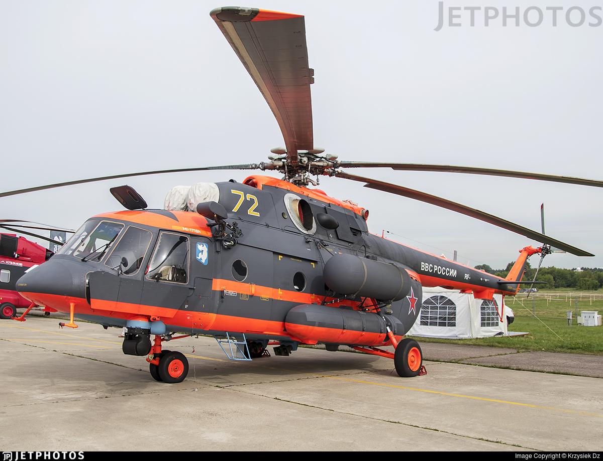72 - Mil Mi-171Sh Baikal - Russia - Air Force