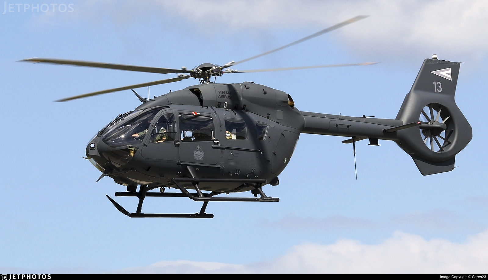 13 - Airbus Helicopters H145M - Hungary - Air Force