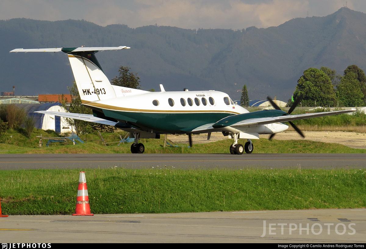 HK-4913 - Beechcraft 300LW Super King Air - Rio Sur