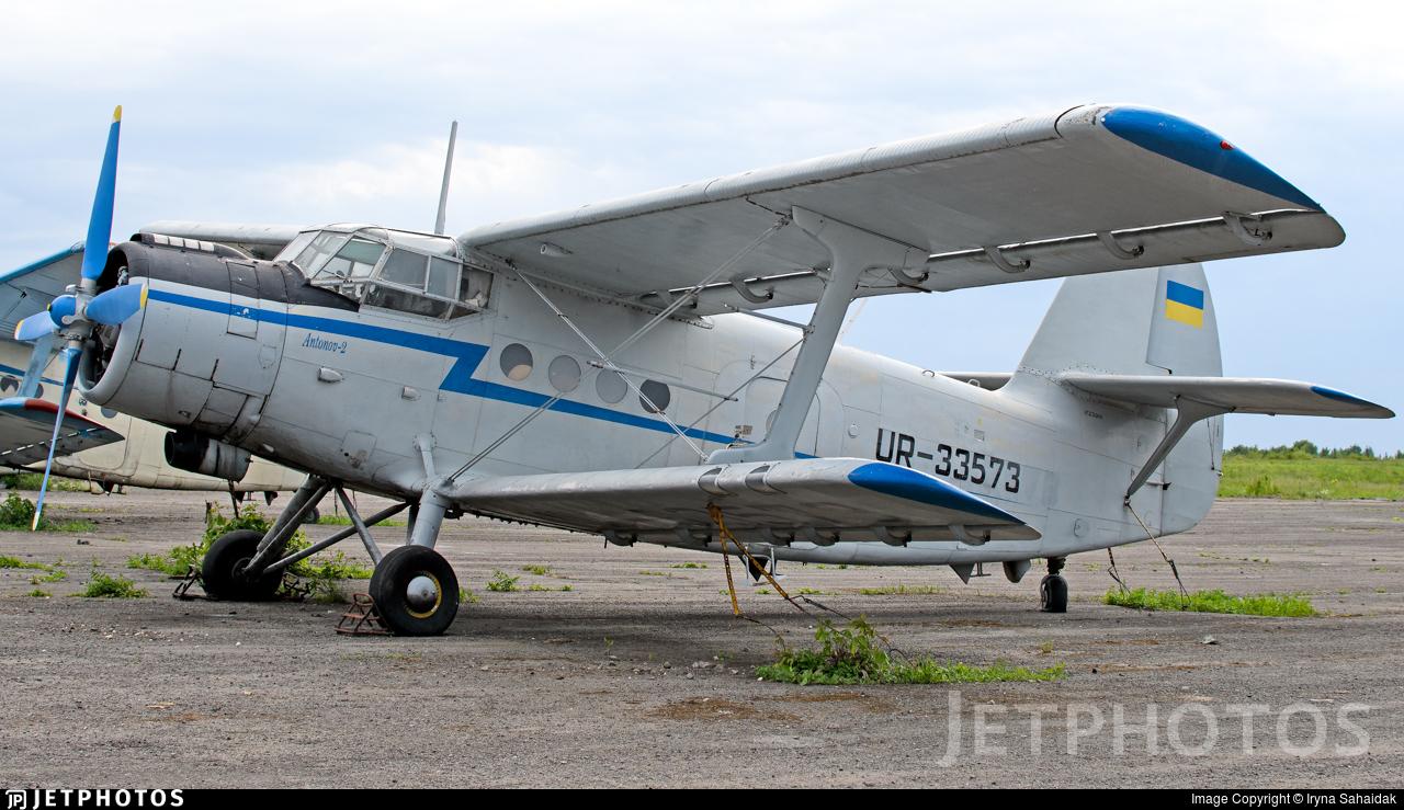 UR-33573 - PZL-Mielec An-2 - Private