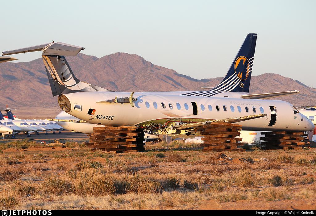 N241EC - Embraer ERJ-145EP - Passaredo Transportes Aéreos