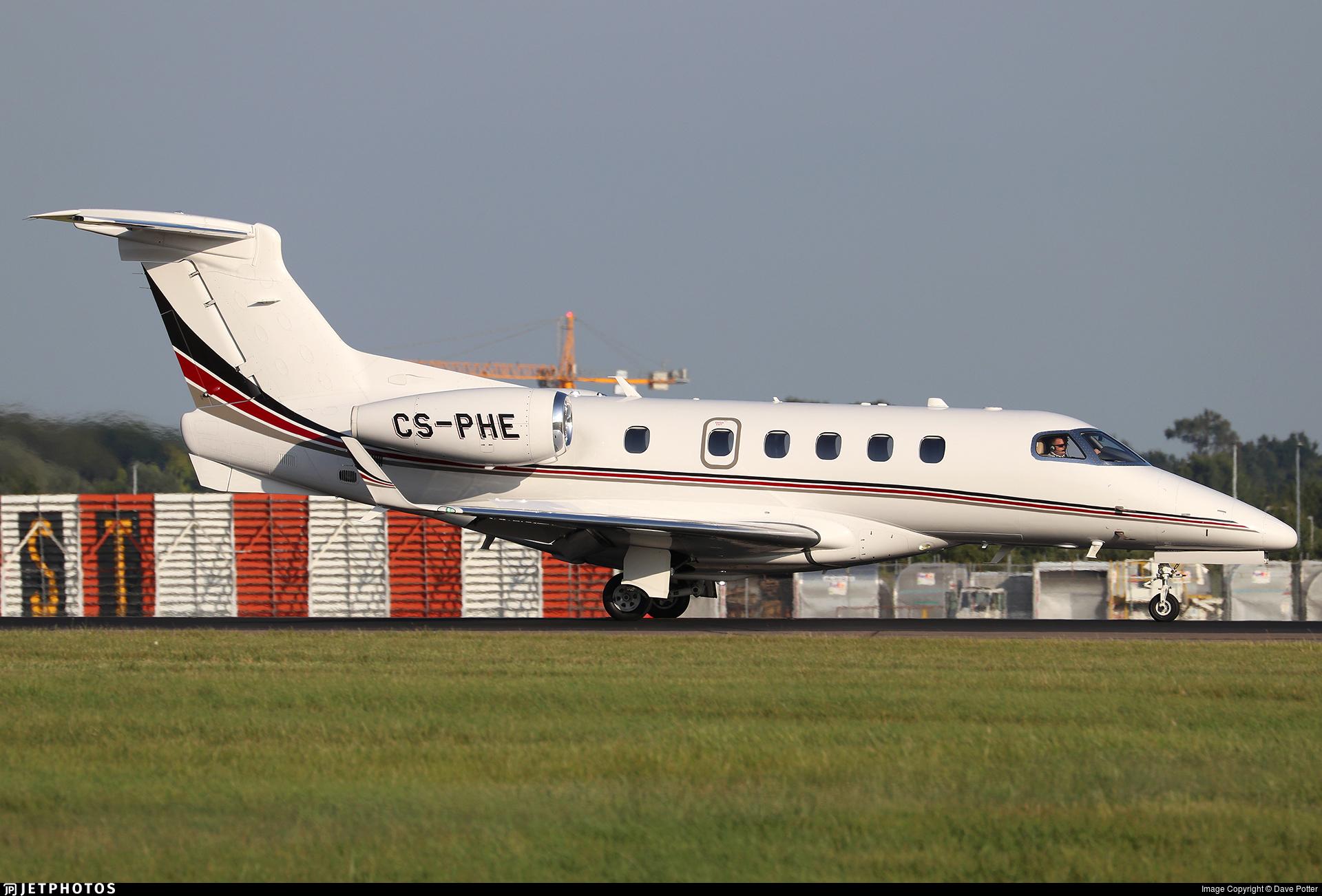 CS-PHE | Embraer 505 Phenom 300 | NetJets Europe | Dave Potter | JetPhotos