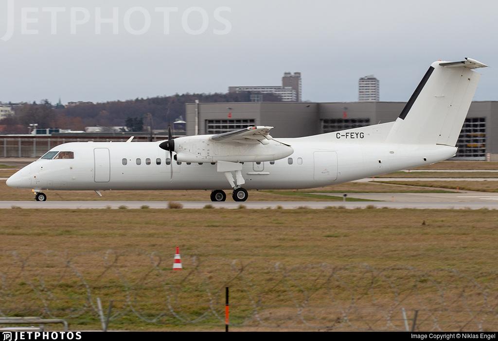 C-FEYG - Bombardier Dash 8-314 - Voyageur Airways