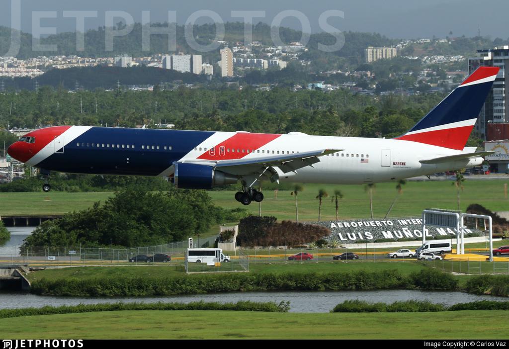 N225NE - Boeing 767-323(ER) - Eastern Airlines