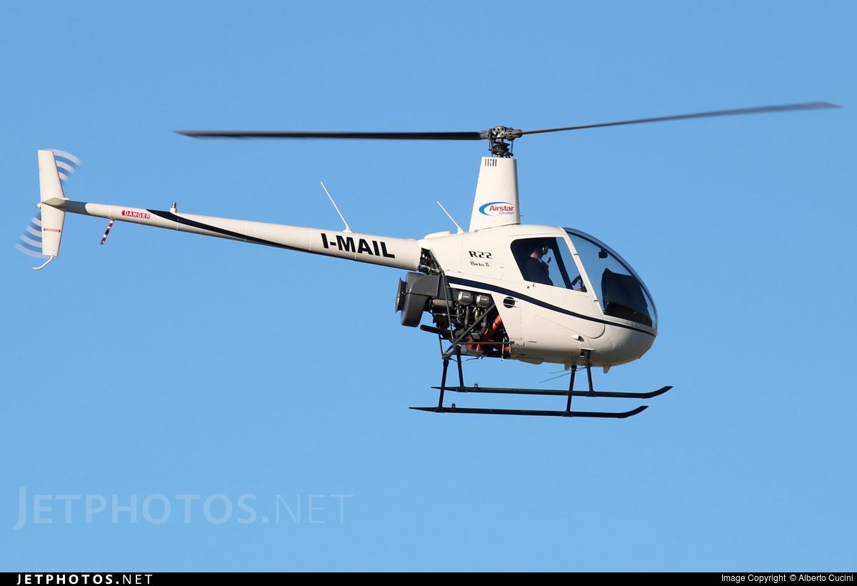 Elicottero R22 : I mail robinson r beta ii airstar elicotteri alberto