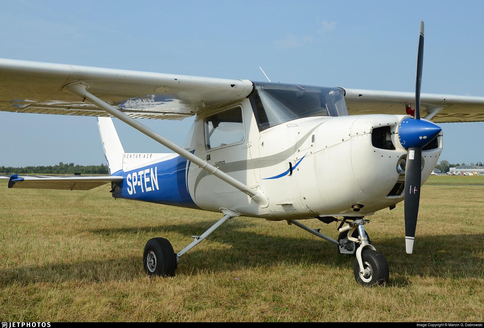 SP-TEN - Cessna 150L - Private