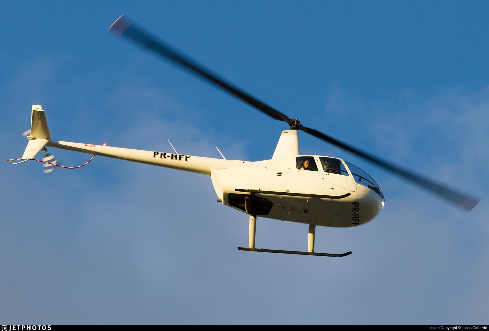 PR-HFF - Robinson R44 Raven II - Private