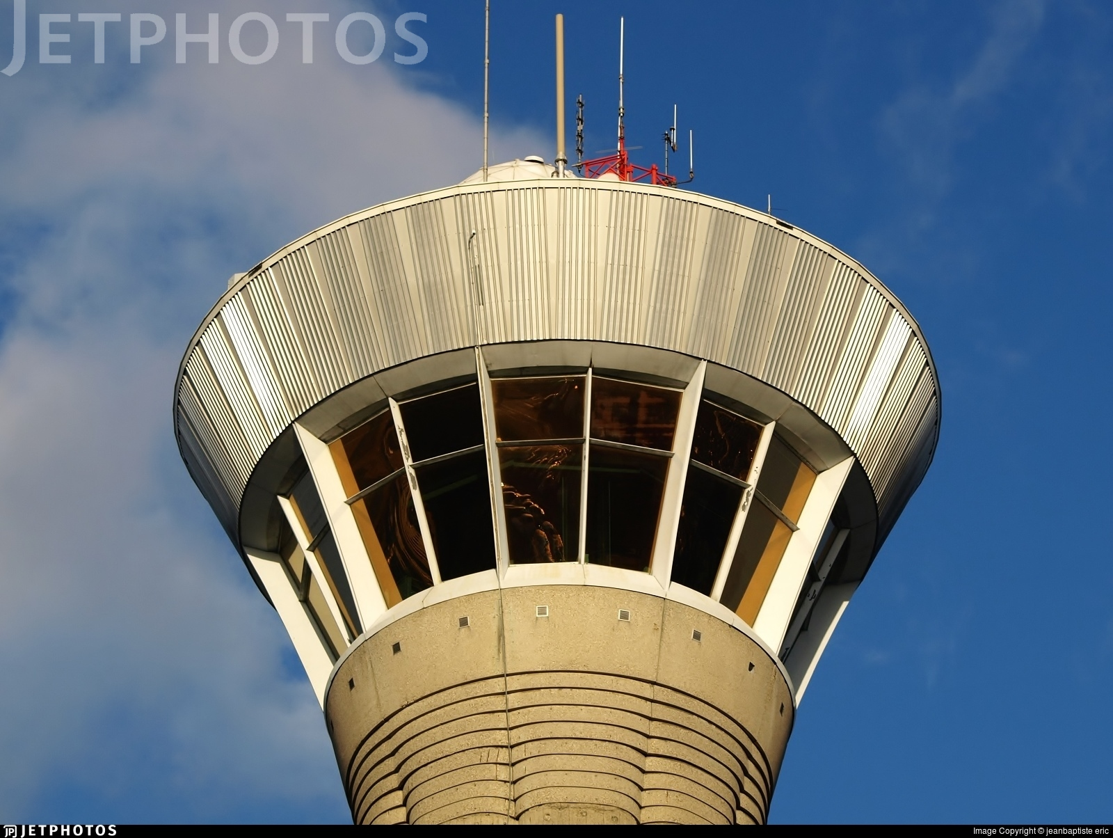 LFPG - Airport - Control Tower
