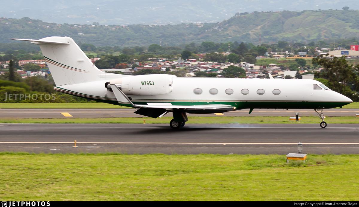 N76EJ - Gulfstream G-IV - Private
