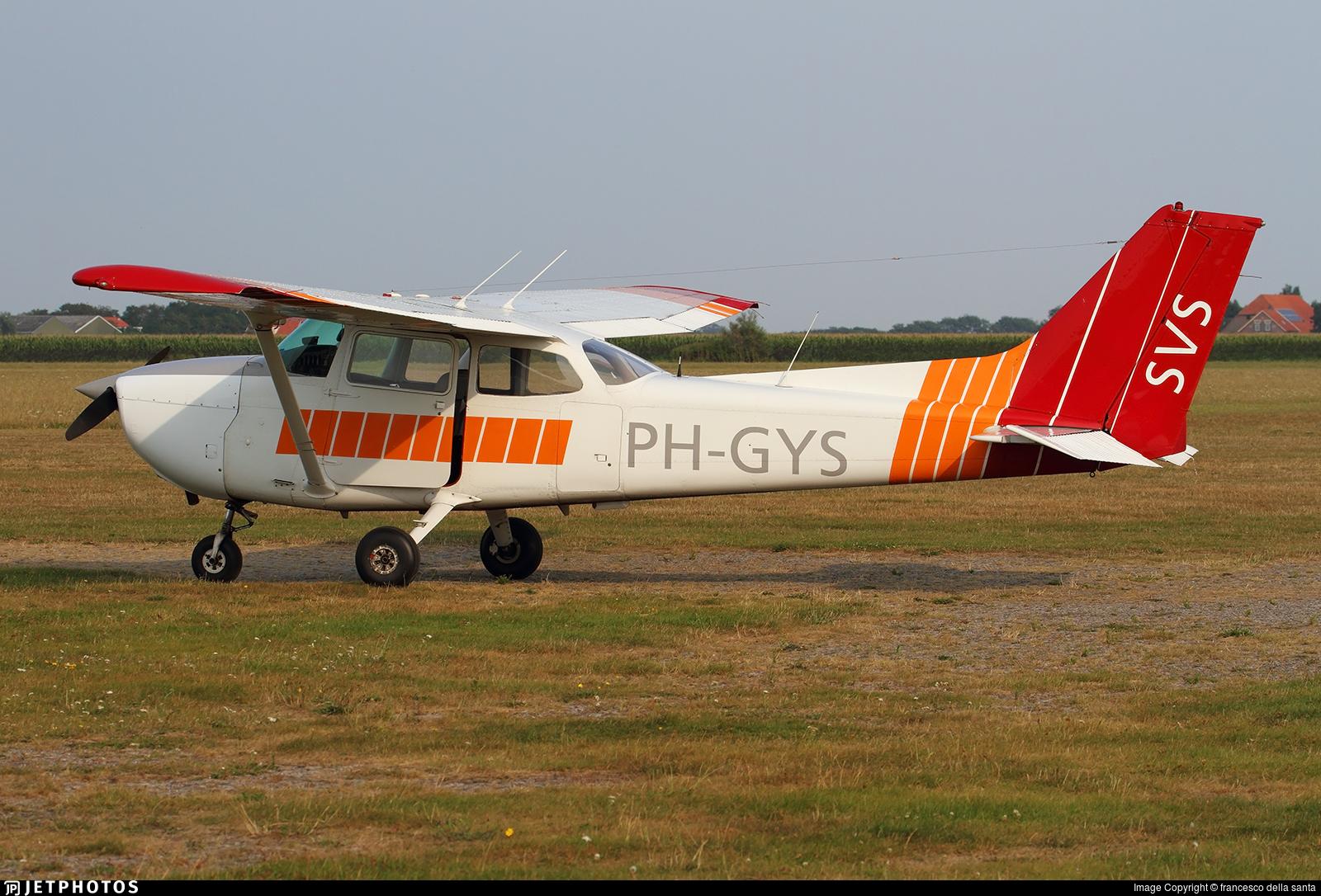 PH-GYS - Reims-Cessna F172N Skyhawk II - Private