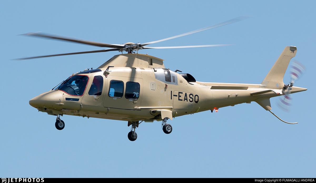 I-EASQ - Agusta-Westland AW-109SP GrandNew - Agusta-Westland