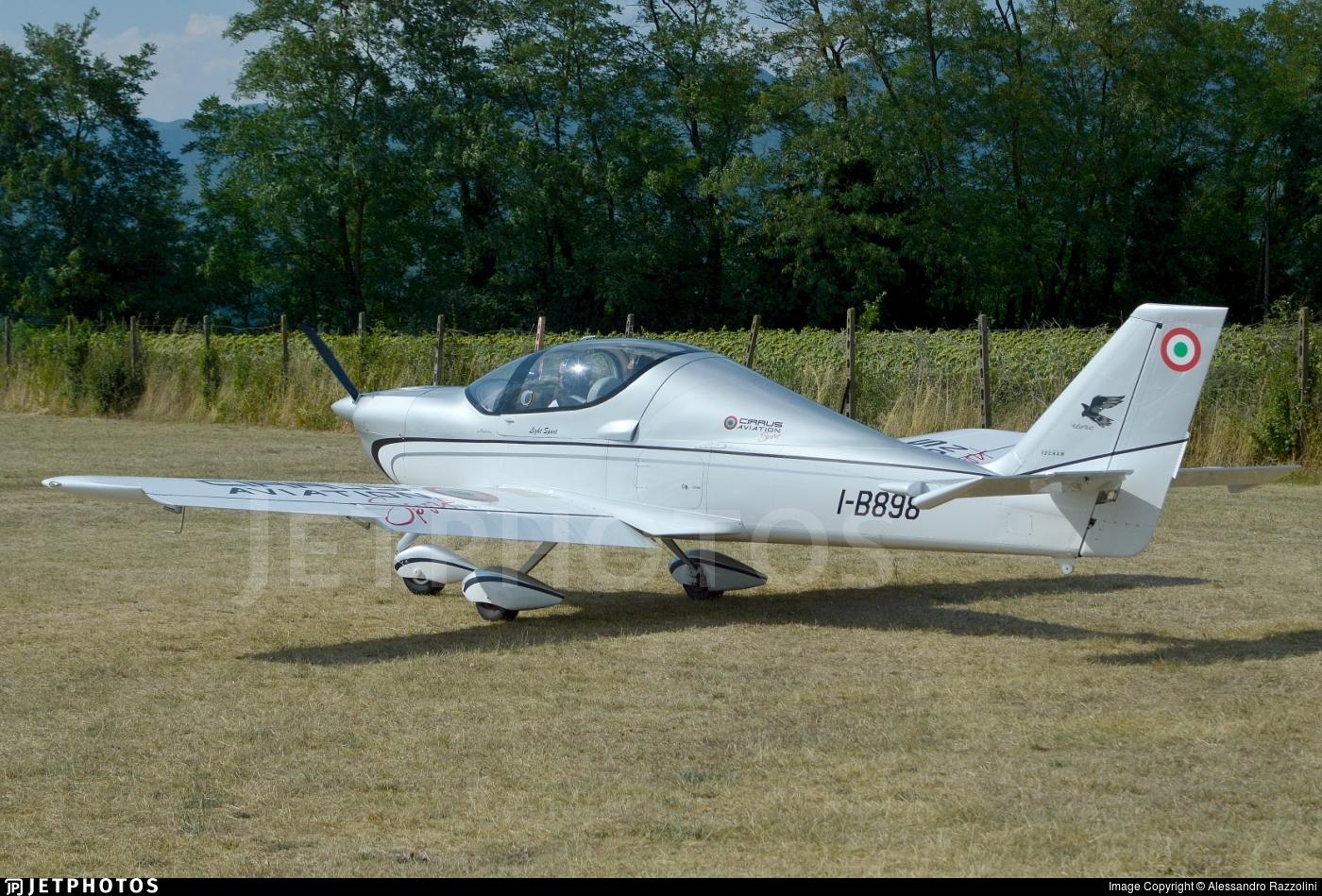 I-B898 - Tecnam Astore - Cirrus Aviation