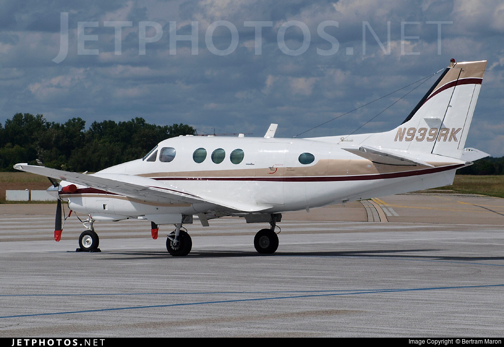 N939RK - Beechcraft C90 King Air - Private