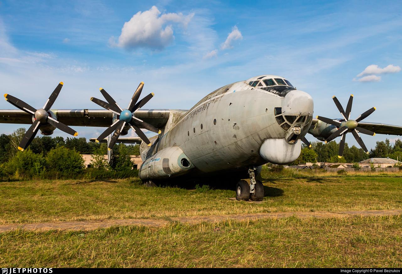 RA-08830 - Antonov An-22 - Russia - Air Force