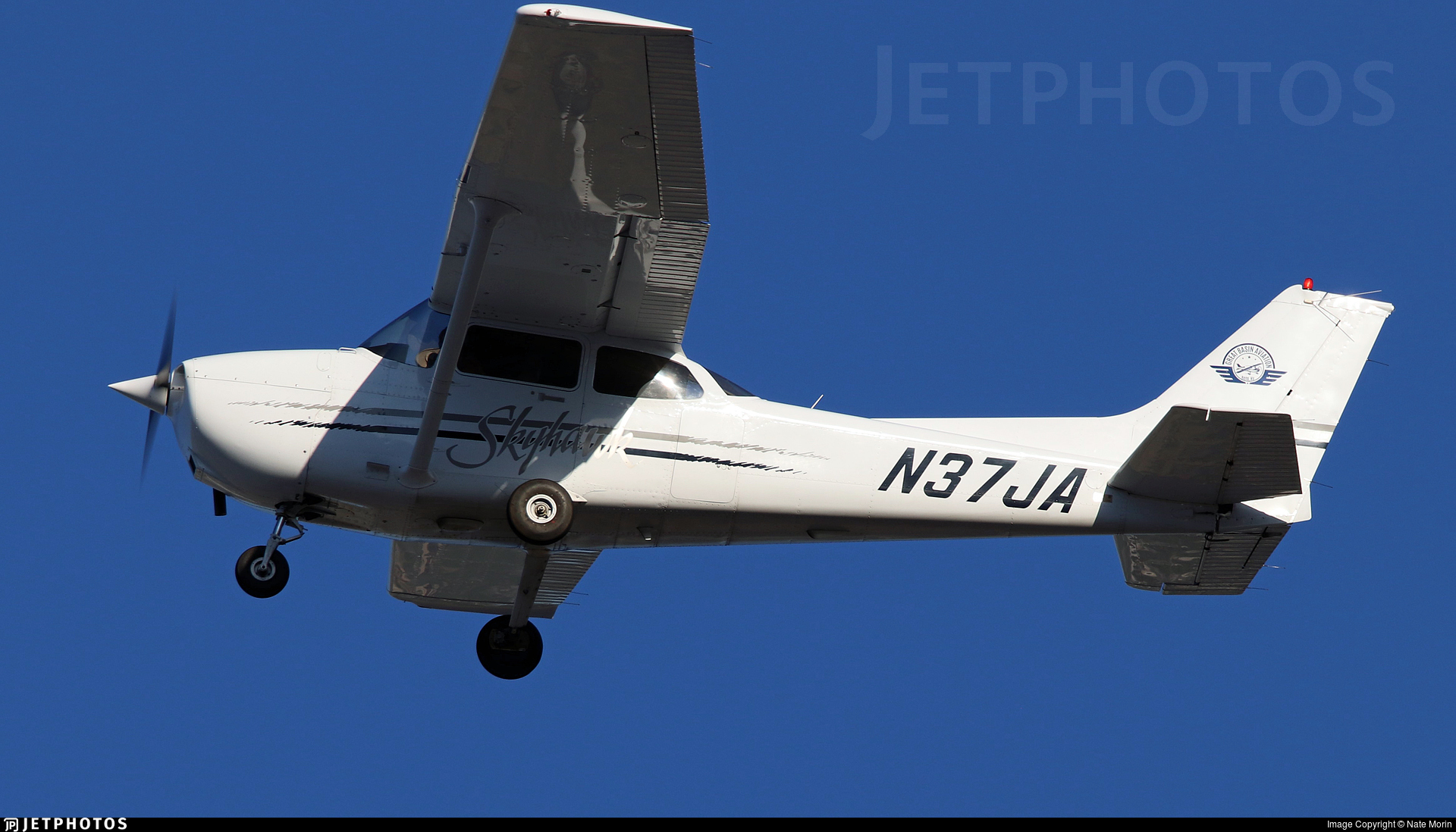 N37JA - Cessna 172R Skyhawk - Great Basin Aviation
