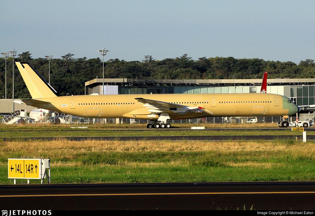 F-WZFP - Airbus A350-1041 - Airbus Industrie