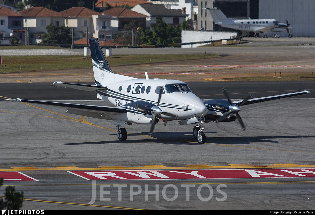 PR-JJM - Beechcraft C90GTi King Air - Táxi Aéreo Hércules