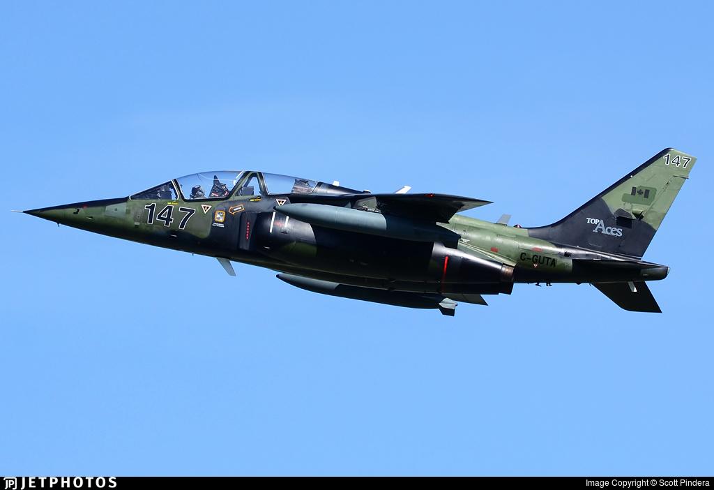 C-GUTA - Dassault-Breguet-Dornier Alpha Jet A - Top Aces