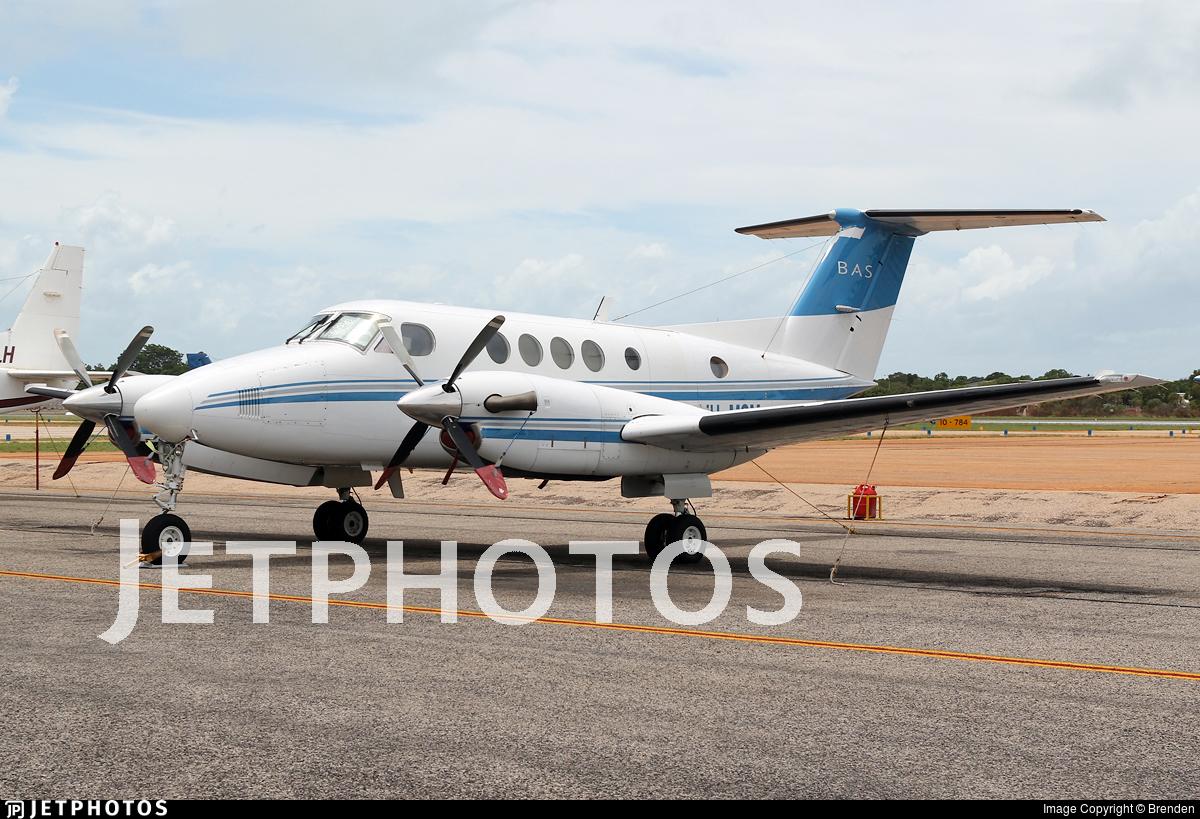 VH-MSM - Beechcraft B200 Super King Air - Broome Air Services