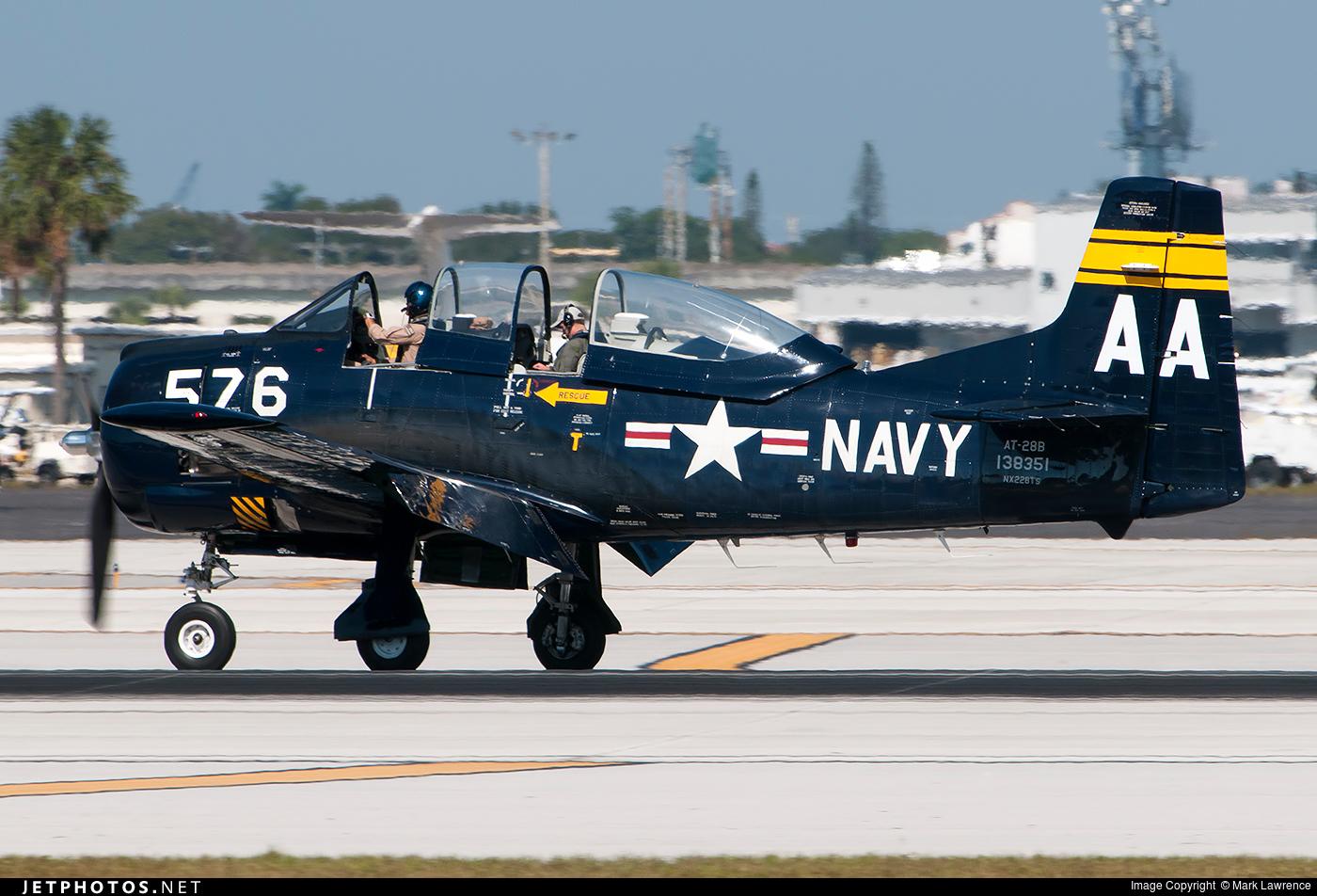 N228TS - North American NA-200 - Private