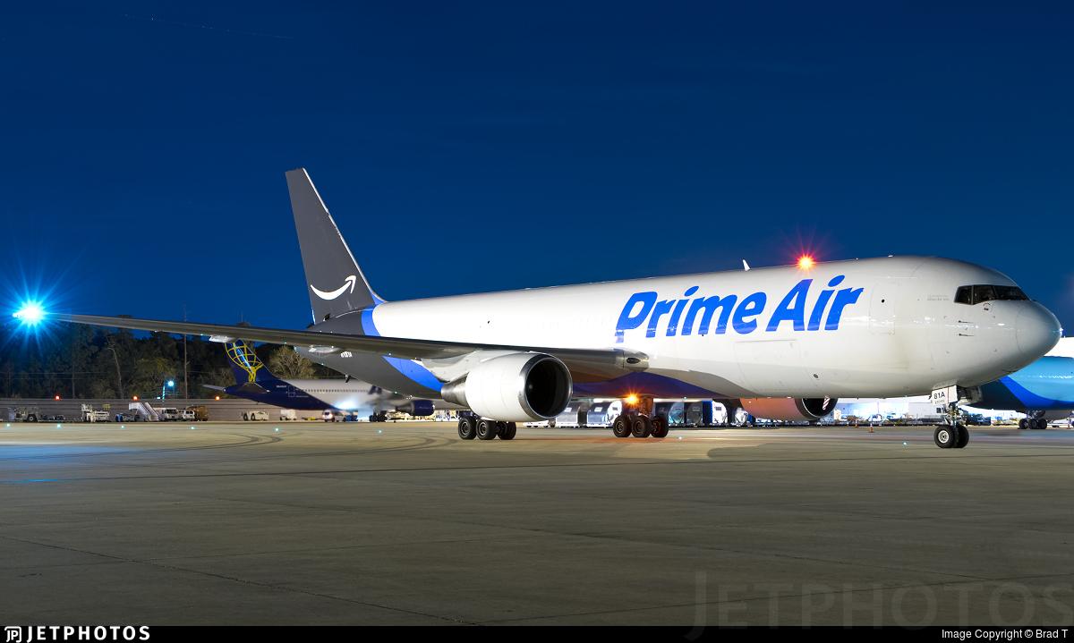 N1181A - Boeing 767-3Y0(ER)(BDSF) - Amazon Prime Air (Atlas Air)