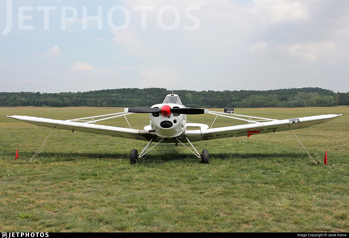 SP-ZGS - Piper PA-25-235 Pawnee - Private