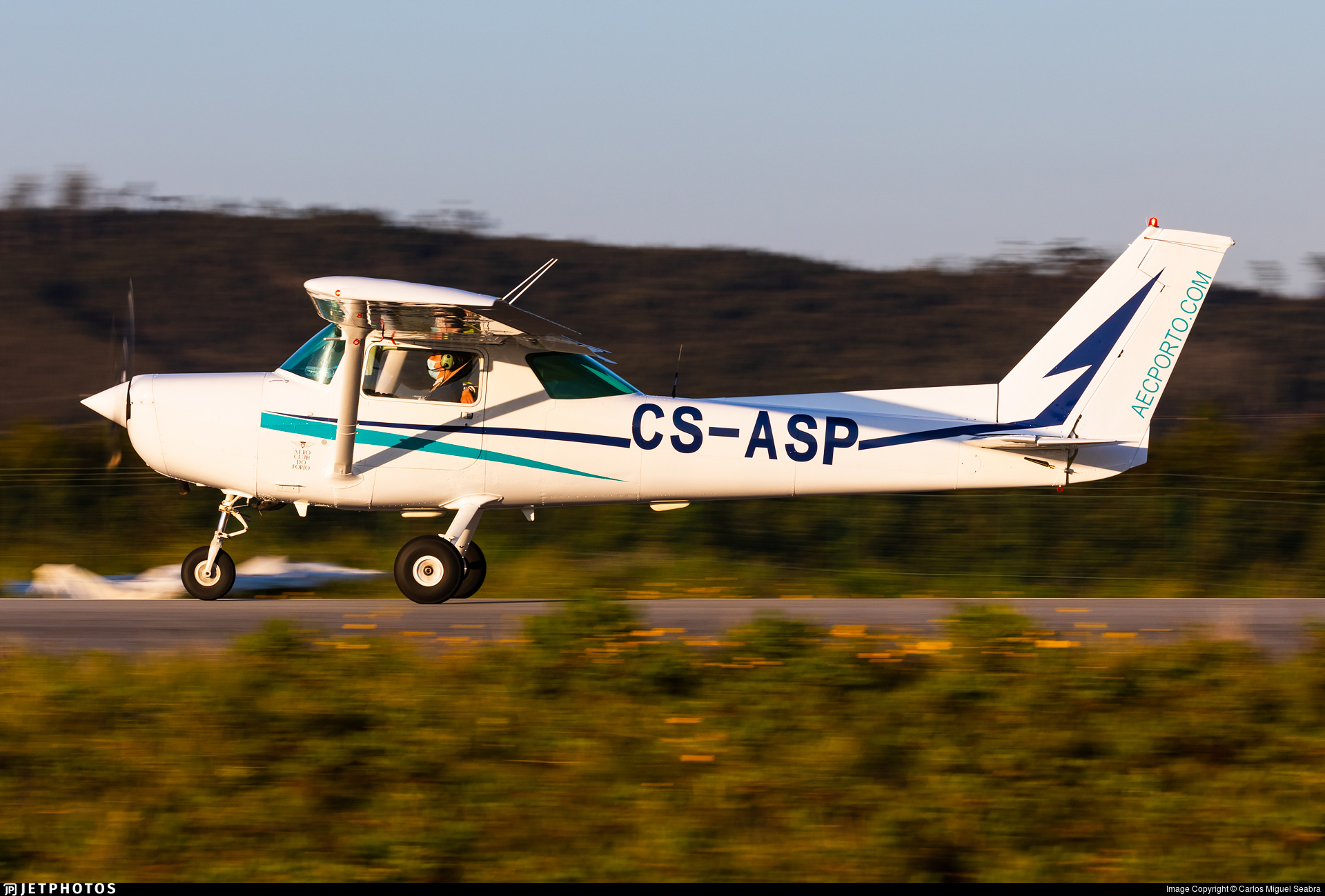 CS-ASP - Cessna 152 - Aero Club do Porto