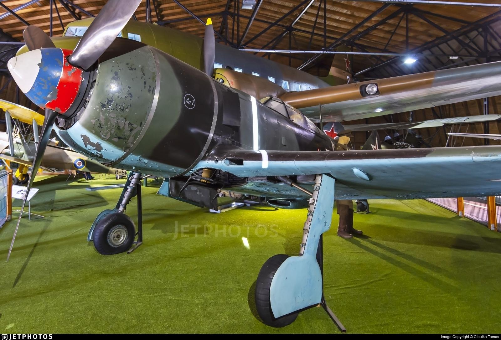 77 - Lavochkin La-7 - Russia - Air Force