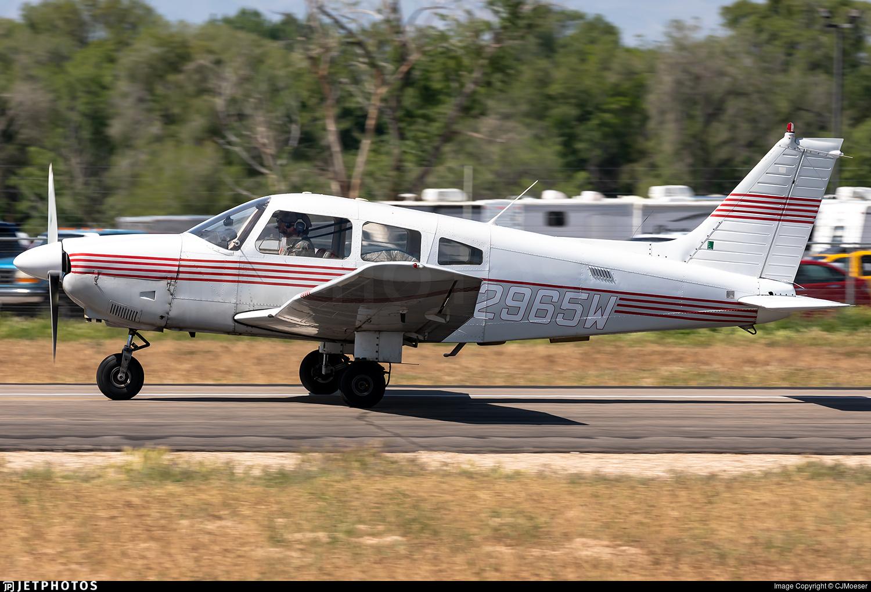 N2965W - Piper PA-28-181 Archer II - Private