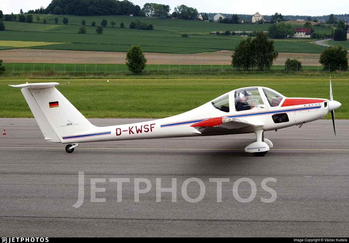 D-KWSF - Grob G109B - Private