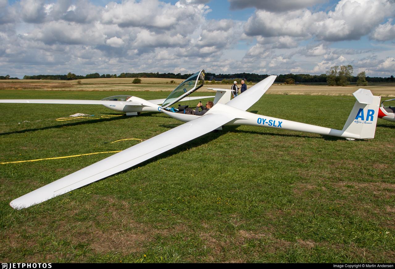 OY-SLX - DG Flugzeugbau DG-300 Elan - Private