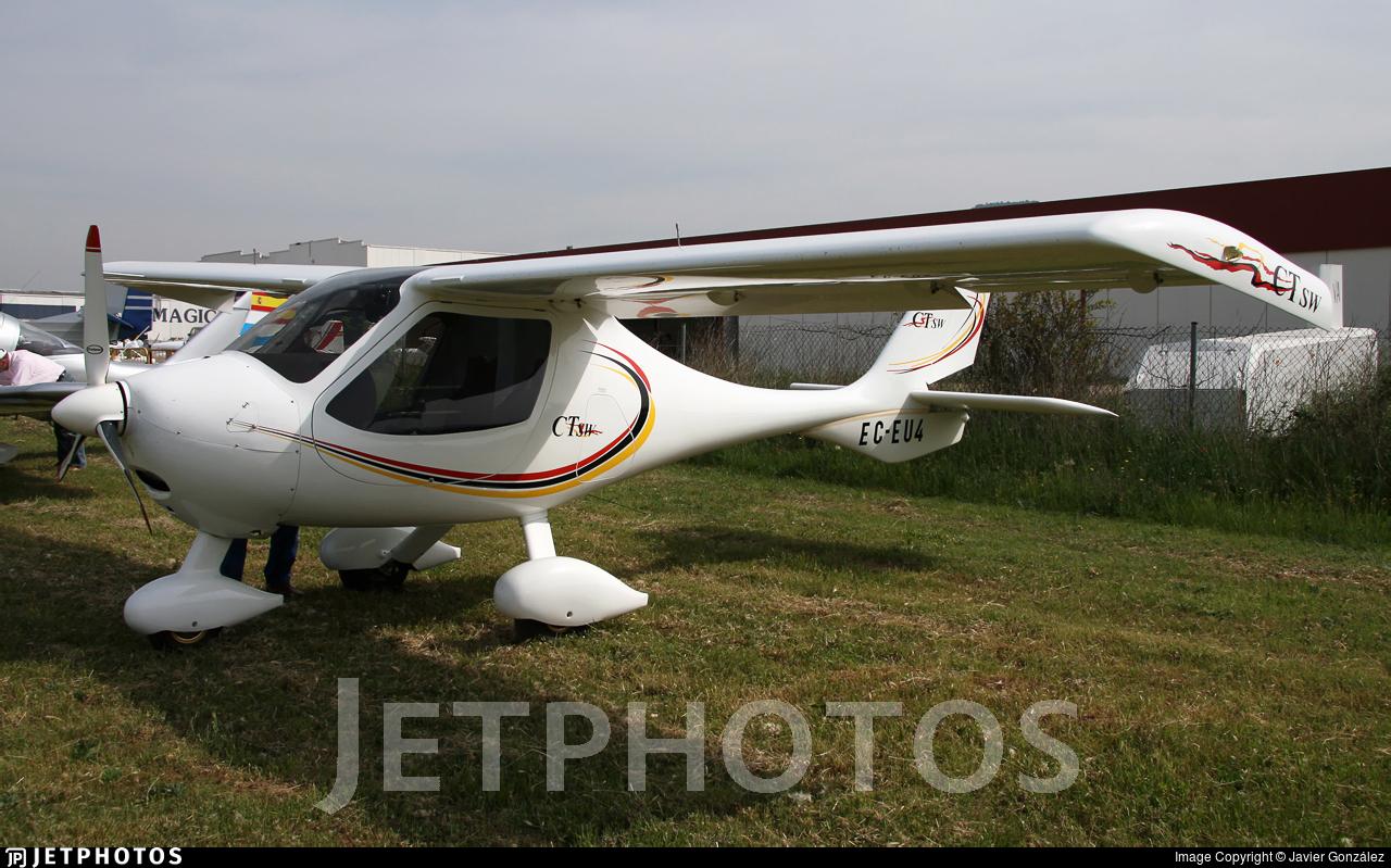 EC-EU4 - Flight Design CT-SW - Private