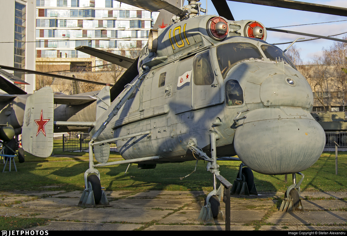 101 - Kamov Ka-25BSH Helix - Soviet Union - Air Force