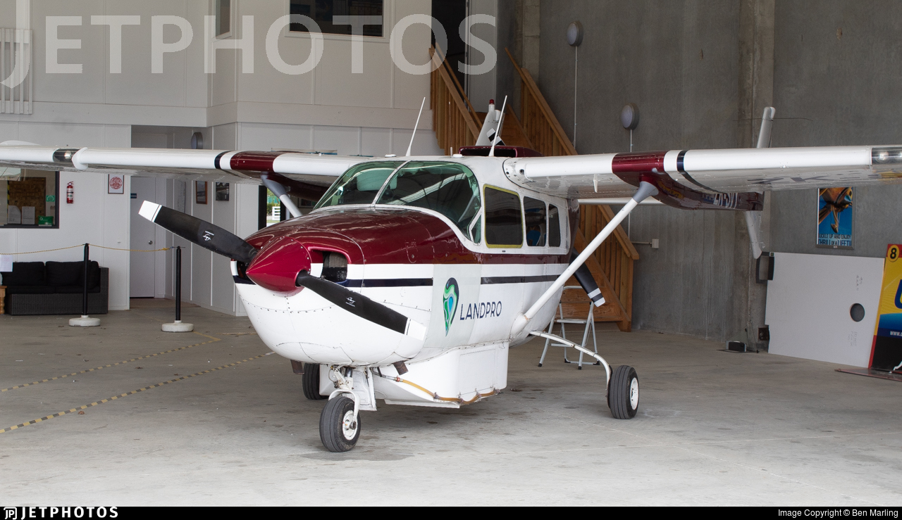 ZK-SVY - Reims-Cessna FT337G Skymaster - Private