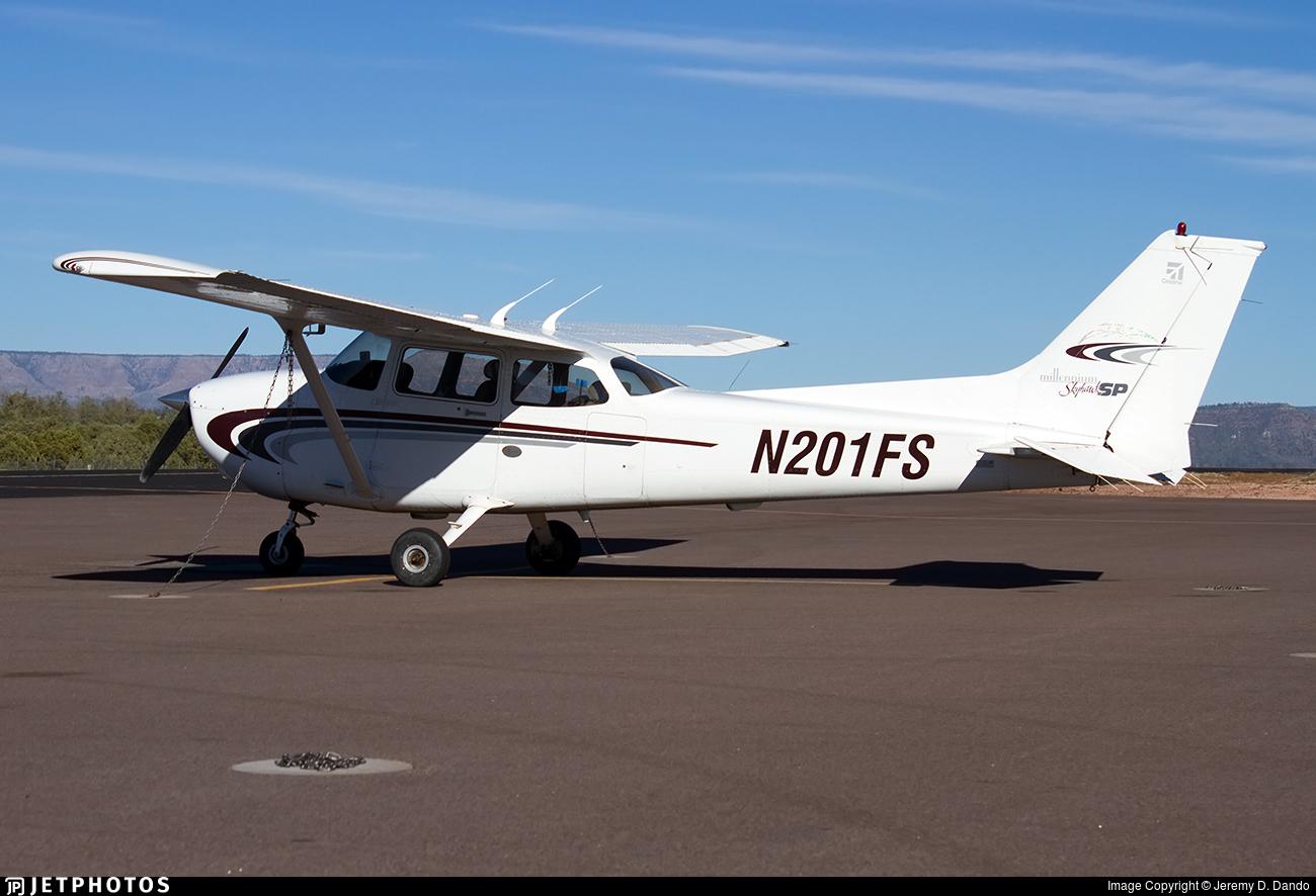 N201FS - Cessna 172S Millennium Skyhawk SP - Jayviator Flight