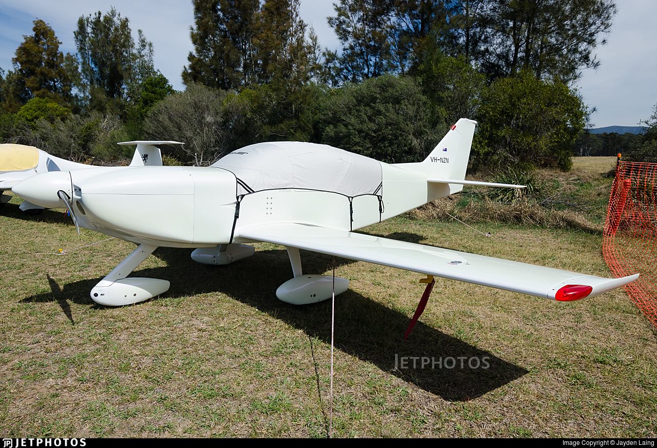 VH-NZN - Stoddard-Hamilton Glasair SH-2FT - Private