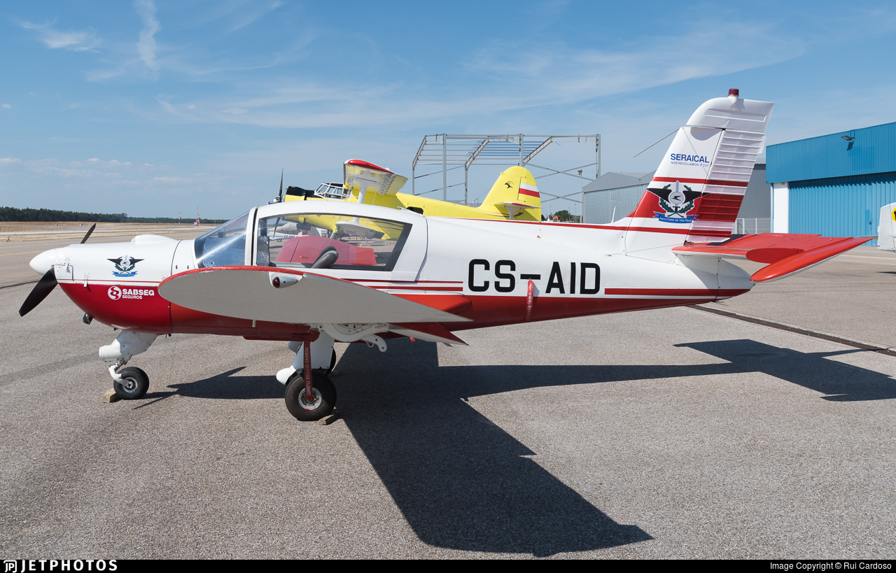 CS-AID - Socata MS-893A Rallye Commodore - Aeroclube de Vila Real