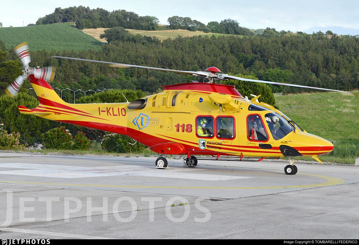I-KLIO - Agusta-Westland AW-169 - Babcock MCS Italia