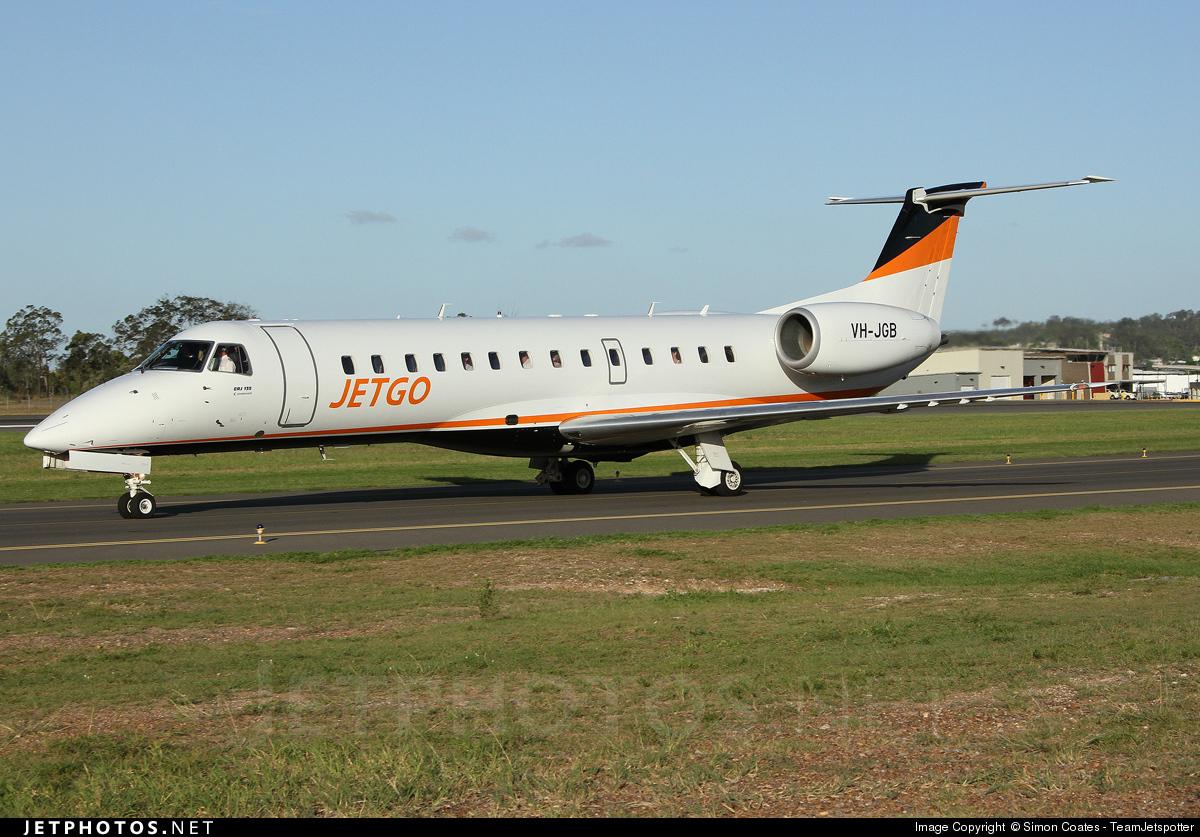 VH-JGB - Embraer ERJ-135LR - JetGo Australia