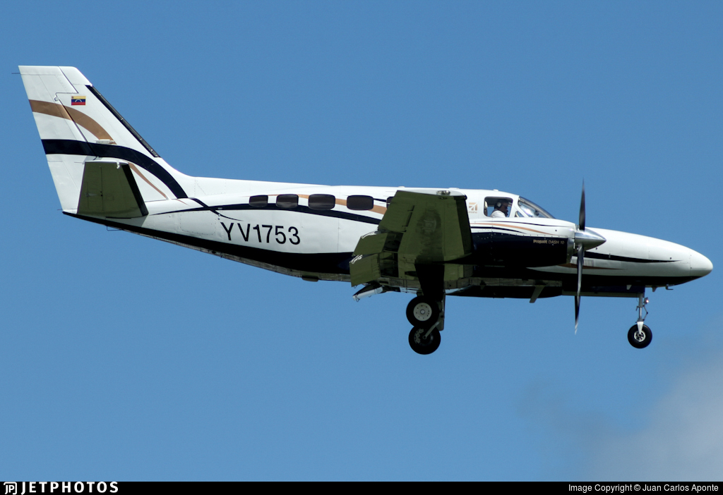 YV1753 - Cessna 441 Conquest II - Private